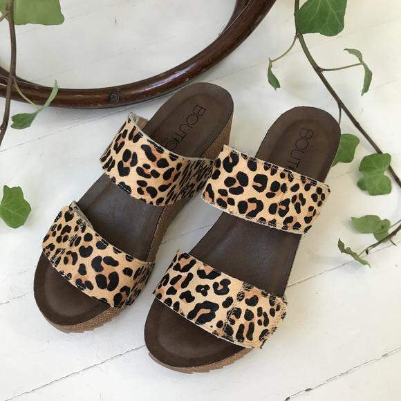 corkys leopard shoes